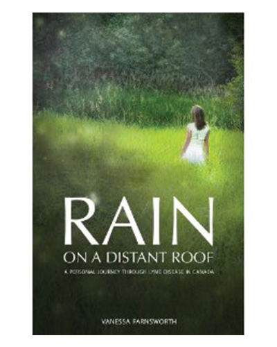 Rain on a Distant Roof book cover